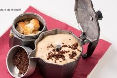 Cafetera de tiramisú