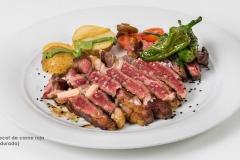 Entrecot de carne roja (madurada)