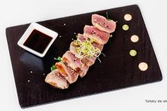 Tataky de atún