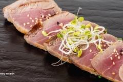 Tataky de atún2