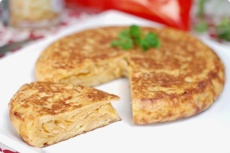 Tortilla de patatas, algo muy nuestro