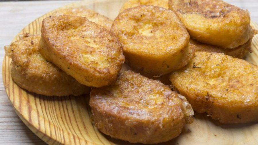 Un plato muy nuestro: La torrija