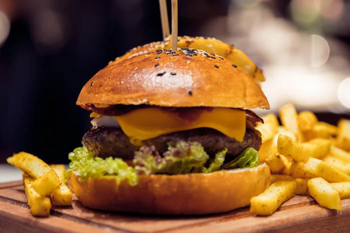 Las hamburguesas también son gourmet