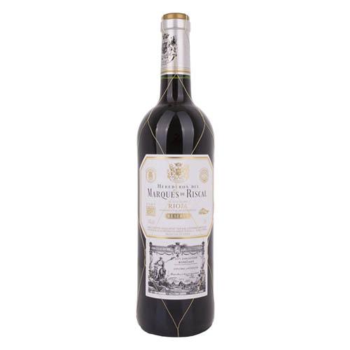 Marqués de Riscal – Reserva (D.O. Rioja)